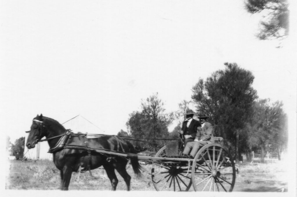 Photos Of The Modes Of Transport Back Then Walden Historical Photos